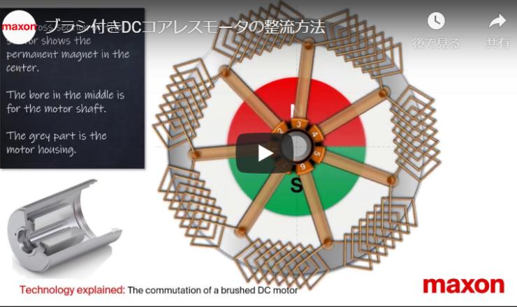 1_E_Commutation DC motor